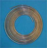 6mm OD kunifer 90/10 brake line tubing x 25 foot coil