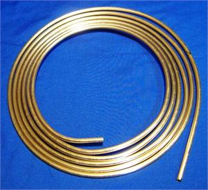 6mm 3' long Copper Nickle Brake Line