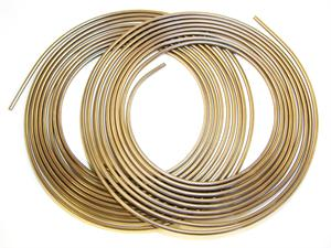 "T1 - 2 coils of 3/16""/4.75mm OD tubing x 25 foot"