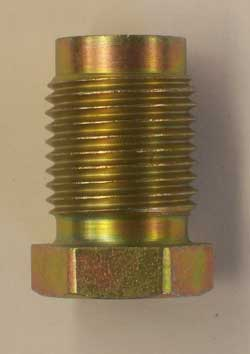 10mm American fuel/hydraulic Line Nut