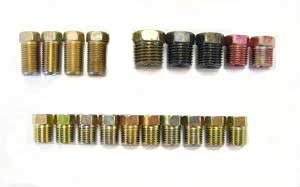 #2 Brake Line Fitting Assortment