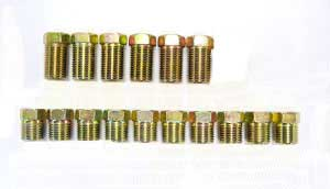 #3 Brake Line Fitting Assortment